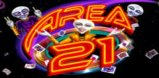 Cover art for Area 21 slot