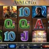 Avalon II Slot