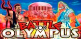 Cover art for Battle for Olympus slot