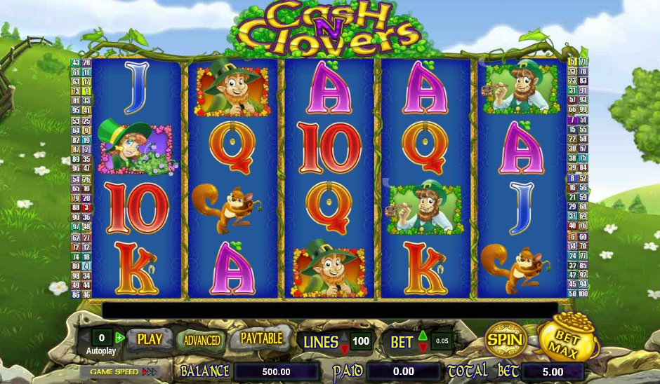 Clovers Tales Slot - Read the Review and Play for Free