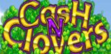 Cover art for Cash 'n' Clovers slot