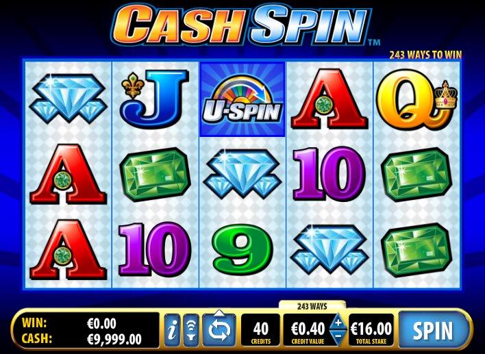 Spiele Cash Spin - Video Slots Online