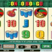 Congo Bongo Slot