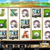 Gold Trophy 2 Slot