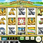 Gold Trophy Slot