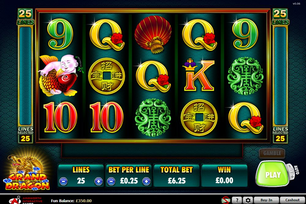 Legend of Dragon Koi Slot Machine - Read the Review Now