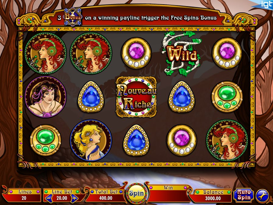 Free casino slots igt