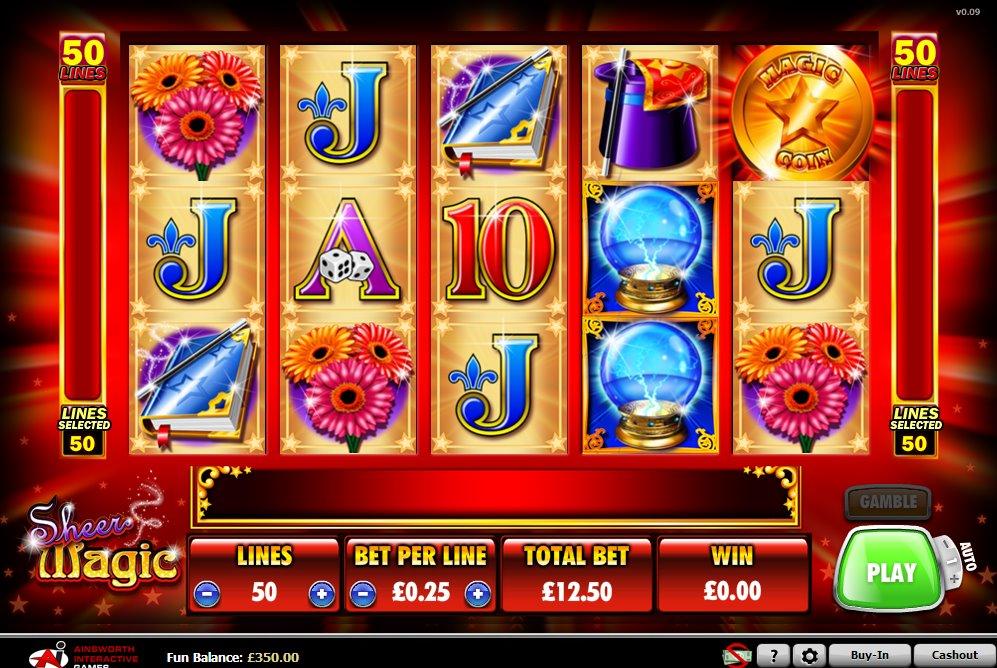 ainsworth casino slots games online