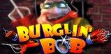 Burglin' Bob Logo