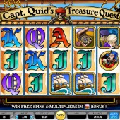 Captain Quid's Treasure Quest Slot