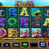 Deep Sea Treasure Slot