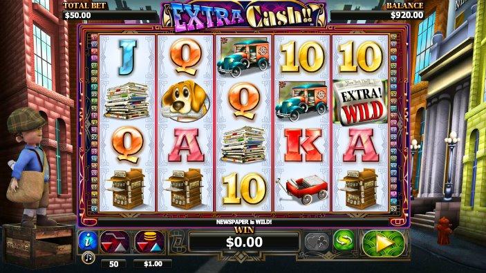 Popular NextGen Slot Machines