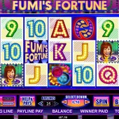 Fumi's Fortune Slot