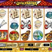 Little Master Slot