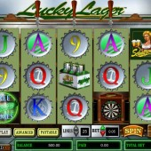 Lucky Lager Slot