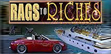 Cover art for Rags to Riches slot