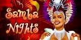 Cover art for Samba Nights slot
