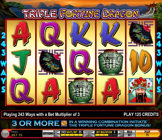 triple dragon slots