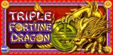 Triple Fortune Dragon Logo
