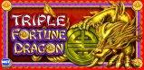 Cover art for Triple Fortune Dragon slot