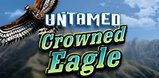 Untamed Crowned Eagle Logo