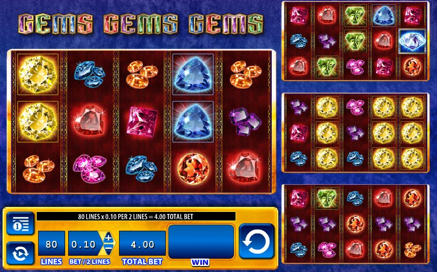 Gnomes Gems Slot - Play Online or on Mobile Now