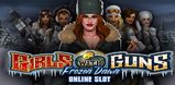 Cover art for Girls with Guns – Frozen Dawn slot