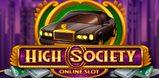 Cover art for High Society slot