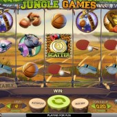 Jungle Games Slot
