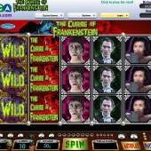 The Curse of Frankenstein Slot