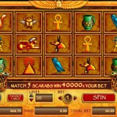 The Treasure of Isis Slot