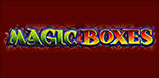 Cover art for Magic Boxes slot