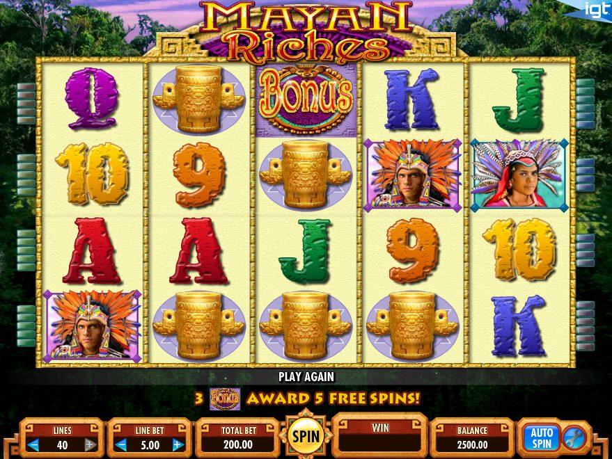 slot game online maya kostenlos