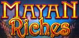 Cover art for Mayan Riches slot