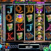 Merlin's Magic Re-Spins Slot