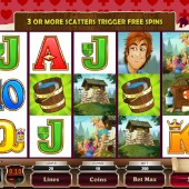 Rhyming Reels - Jack and Jill Slot