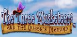 The Three Musketeers and the Queen's Diamonds Logo