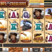 Cowboy Treasure Slot