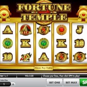 Fortune Temple Slot