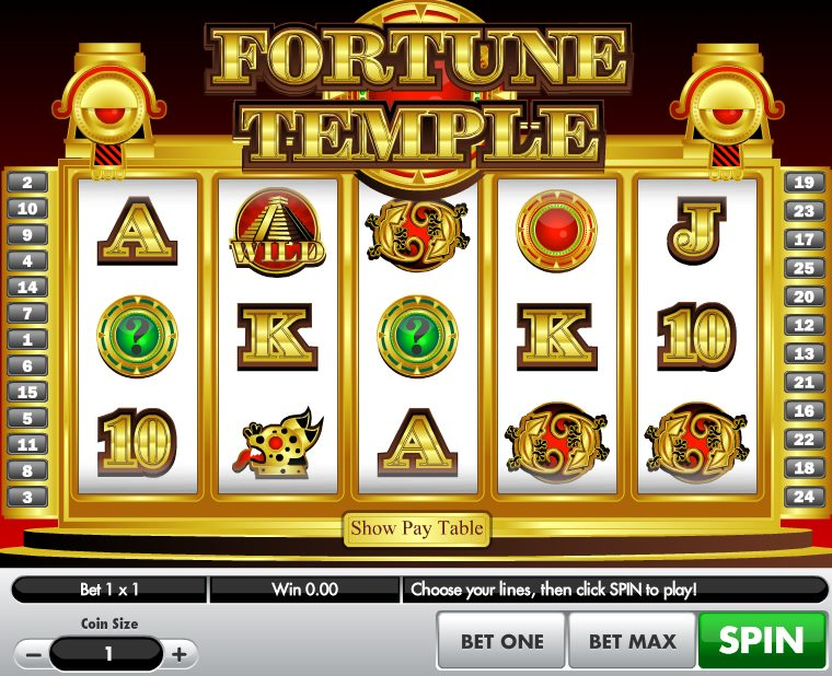 Fortune Temple Slot - Find Out Where to Play Online