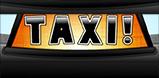 Taxi! Logo