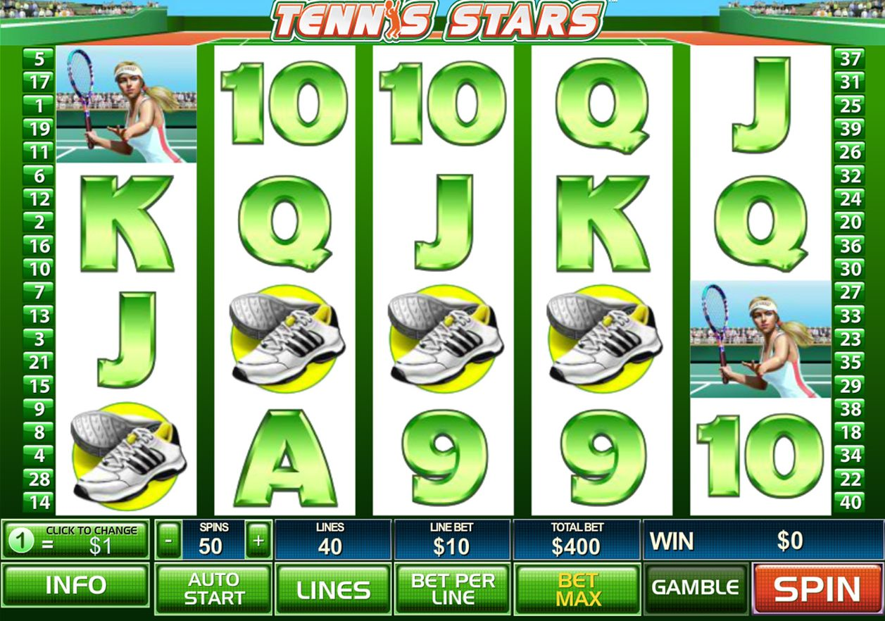 Stars Slot Game