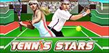 Cover art for Tennis Stars slot