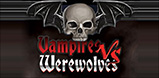 Vampires vs Werewolves Logo