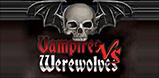 Cover art for Vampires vs Werewolves slot