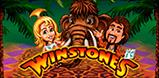 Cover art for Winstones slot