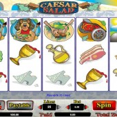 Caesar Salad Slot