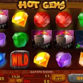 Hot Gems Slot