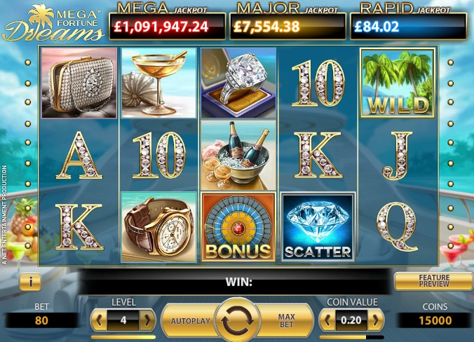 slots to play online mega fortune