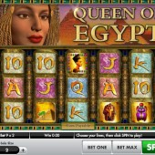 Queen of Egypt Slot